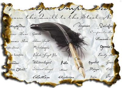 Пак кириллических рукописных шрифтов