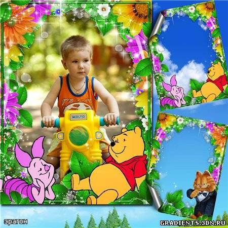 Детские рамочки для фотошопа мальчикам – Мир Диснея ...: http://gradients.3dn.ru/publ/ramki/detskie_ramochki_dlja_fotoshopa_malchikam_mir_disneja/8-1-0-1193